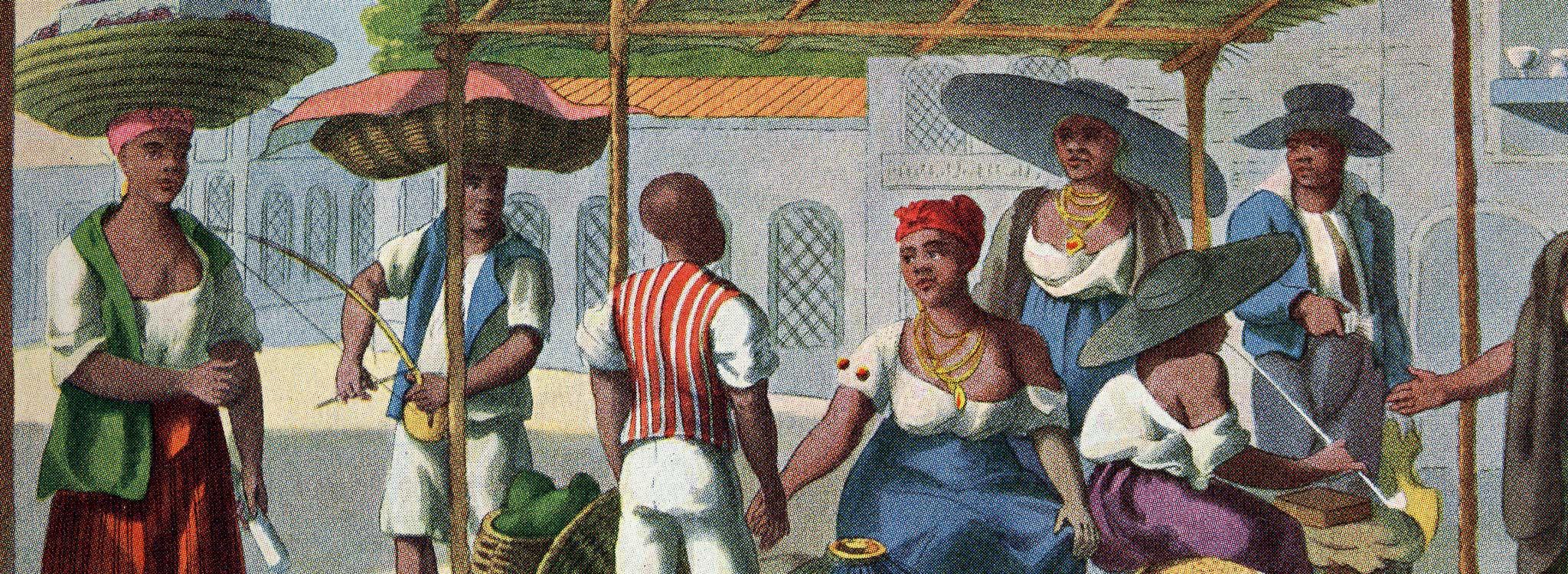 Enslaved Background Image